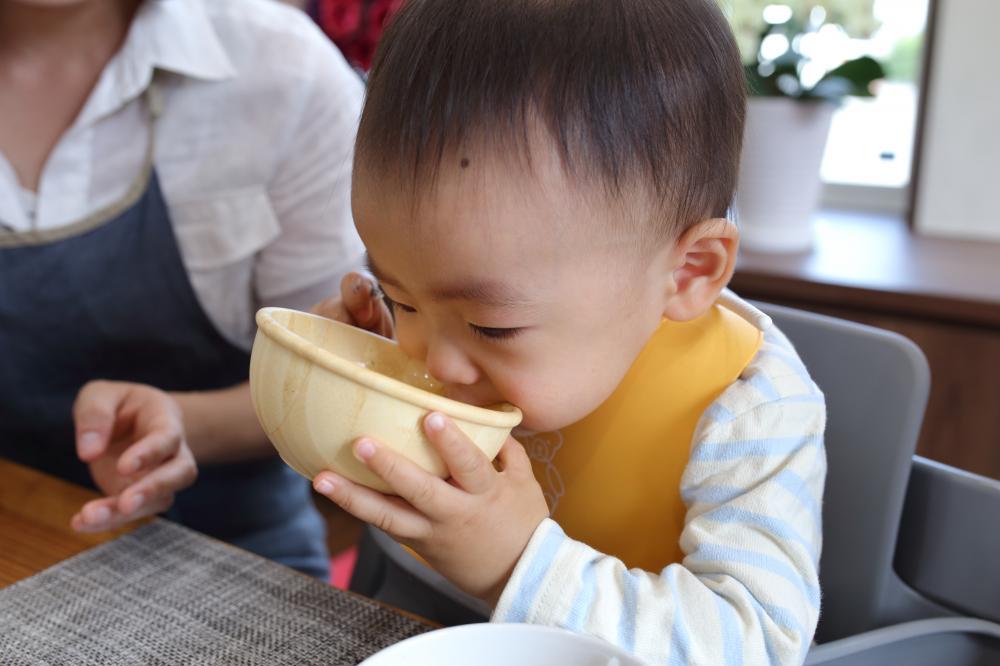 離乳食に天然だしを使ったら…こんなことが変わった!