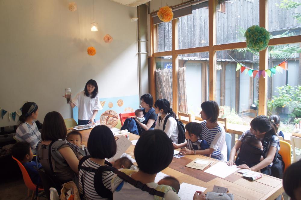 イベント|募集開始!~味覚を育てる離乳食×おだし教室~