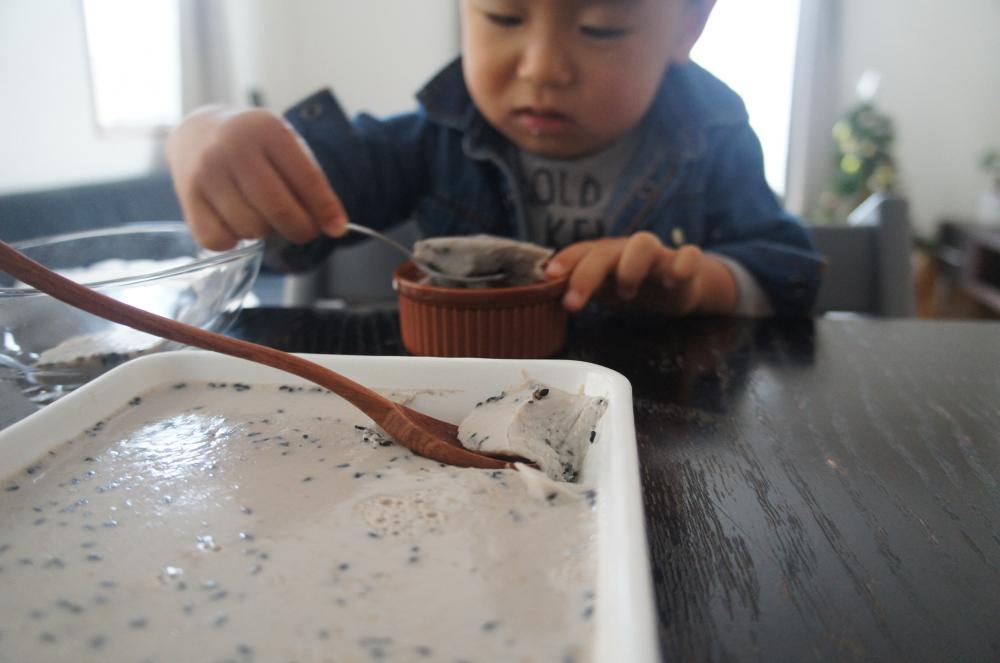 子どもの味覚は敏感、と実感したとき。