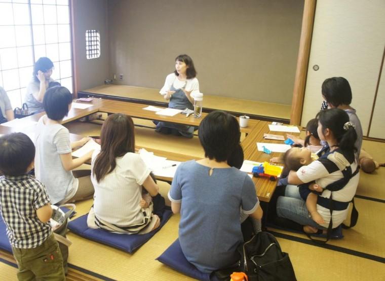 6月26日離乳食だし教室