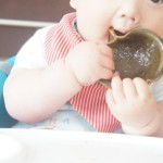 離乳食レポ|離乳食初期7~8週目<次男・0歳7ヶ月>