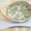 おだし離乳食|豆腐とオクラの昆布だしあんかけ(離乳食中期~)