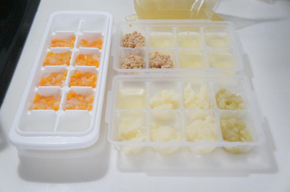ヨーグルト 冷凍 離乳食