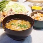 美味しいお味噌汁を作るための3つのポイント